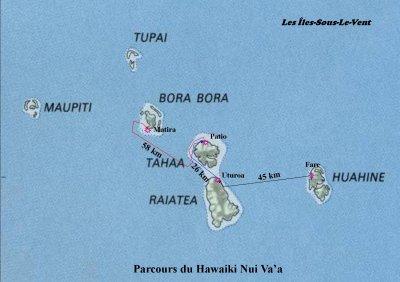 20ème édition du Hawaiki Nui Va'a le 9, 10 et 11 Novembre 2011
