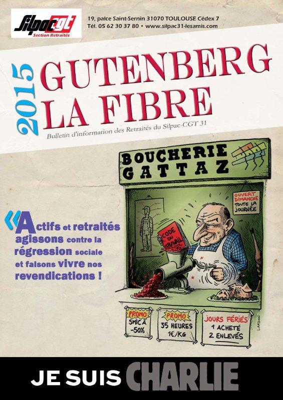GUTENBERG - LA FIBRE 2015