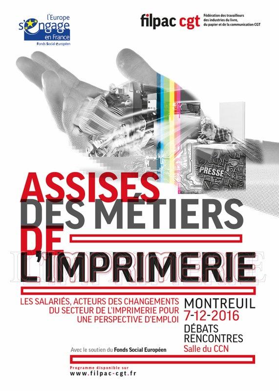 ASSISES DES METIERS DE L'IMPRIMERIE