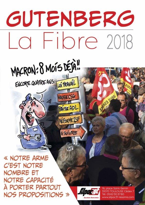GUTENBERG - LA FIBRE 2018