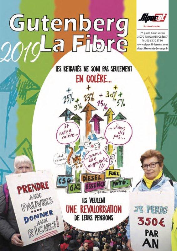 GUTENBERG - LA FIBRE 2019
