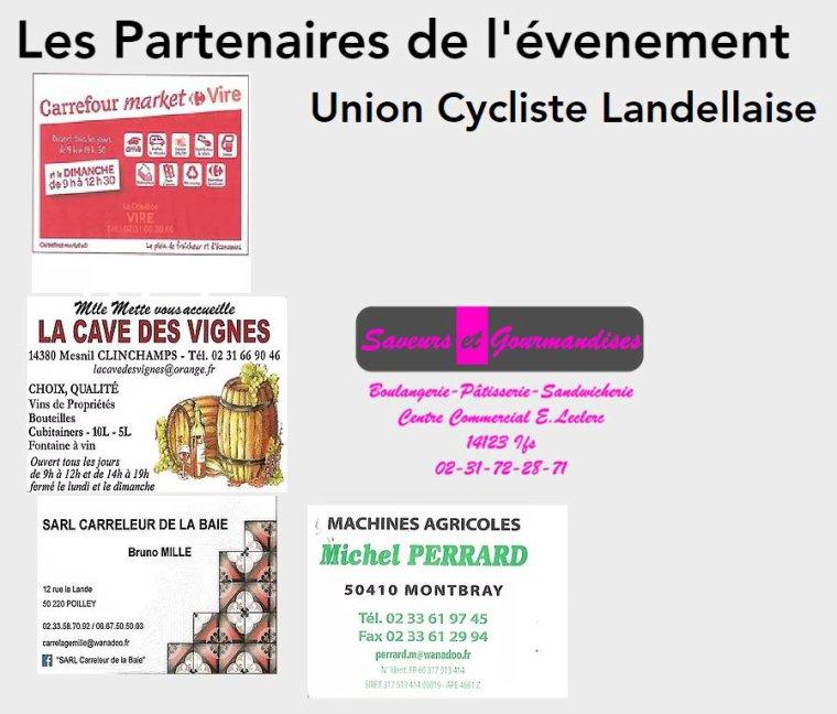 COURSON Partenaires - Parcours Champêtre à pied et VTT + Cyclo Cross