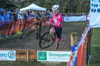 Photos Bagnoles de l'Orne Coupe de France  Cyclo Cross 15/12/2019