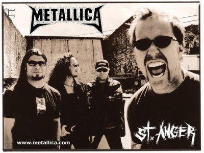 metallica hard rock is my heart