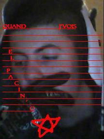 Suicide Littéraire 2011 Album Sang Pour Sang El Pacin'O
