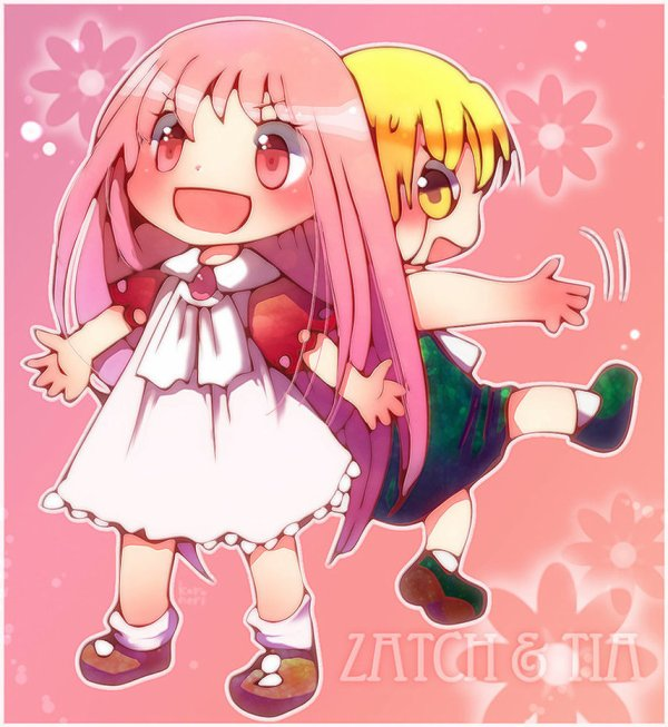 Couples Zatch Bell !! ♥