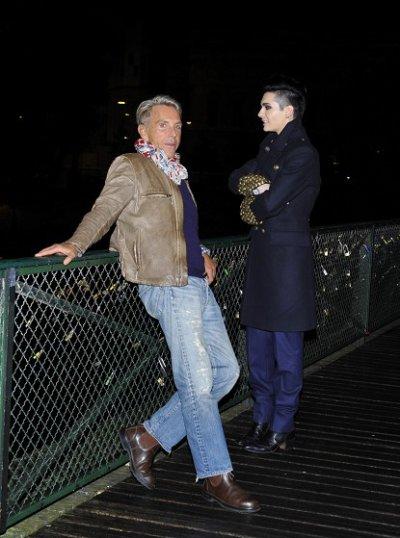 Durch Die Nacht Mit Bill Kaulitz
