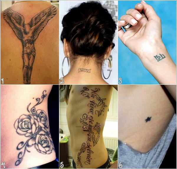 À quelles stars appartiennent ces tatouages?    (Bravo à lookxbee qui a trouver en premier a qui appartiennent ces tatouages)