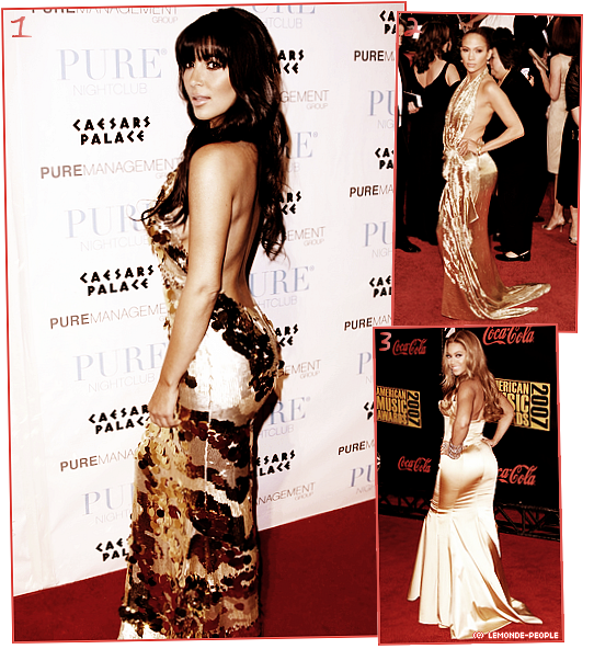 Kim Kardashian a été élue la femme ayant les plus belles fesses de l'année 2010, elle est suivie de Jennifer Lopez en deuxième position et Beyoncé!