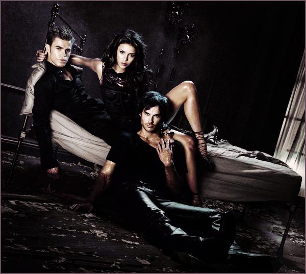 Hier TF1 diffusait les premiers épisodes de Vampire Diaries, vous êtes plutôt...