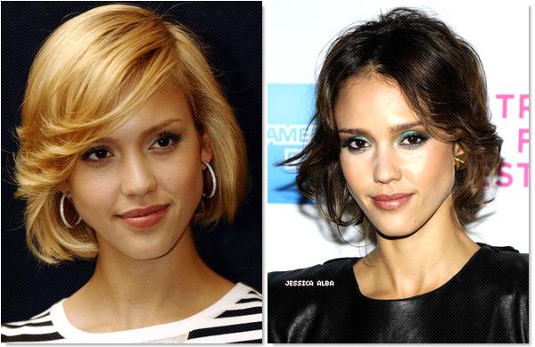 Jessie, Kristen & Kelly aiment changer de tête mais vous vous les préférez comment?