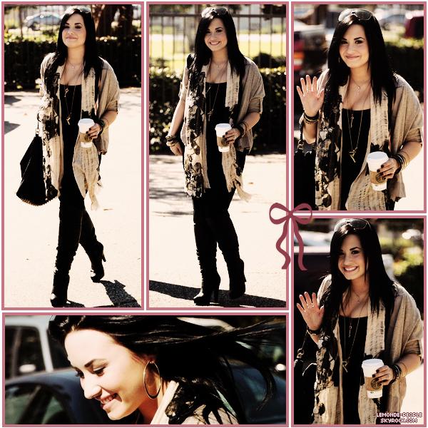 C'est avec un magnifique TOP que Demi Lovato signe son come-back!