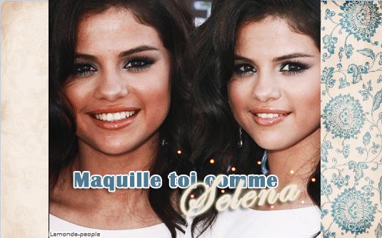 Maquille toi comme Selena Gomez pour la St Valentin en seulement 8 étapes!
