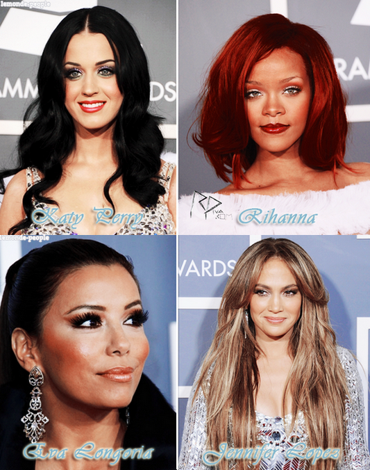 Grammy Awards 2011 : Qui avait le plus beau make-up ?