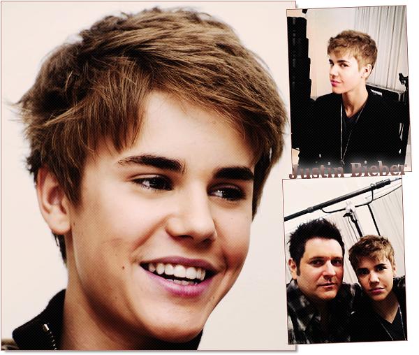 """Nouvelle """"coupe"""" pour Bieber, vous aimez?"""