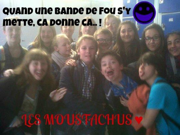 # Team Moustachus