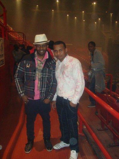 Concert Usher Paris Bercy 15/02/2011
