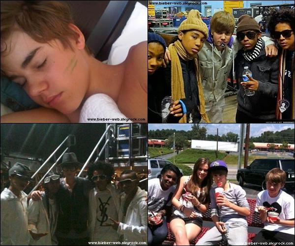 . Découvre des nouvelles photos personnelles de Justin petit et avec sa famille et c'est amis ! .