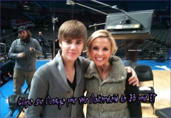 .  02/02/11 - Justin était au 2011 MTV Networks Upfront at Hammerstein Ballroom. Il était magnifique $).