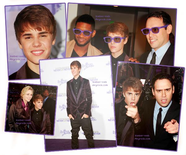 .  Le 9 février a eu lieu l'avant-première de Never Say Never 3D à Los Angeles. Top/Flop ? Découvre en bas de l'article les stars qui était présente !.