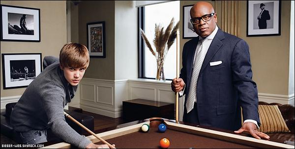 . Découvre un nouveau photoshoot de Justin pour The Hollywood Reporter, photographié par Jeff Lipsky. Il est magnifique ♥ .