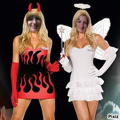 jui ange et démon