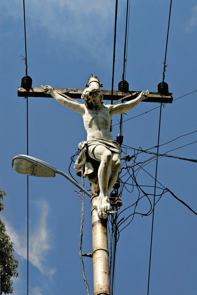 Electro-cruxifiction