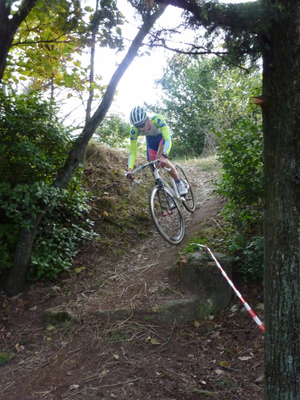 Cyclo cross d'Orange ...