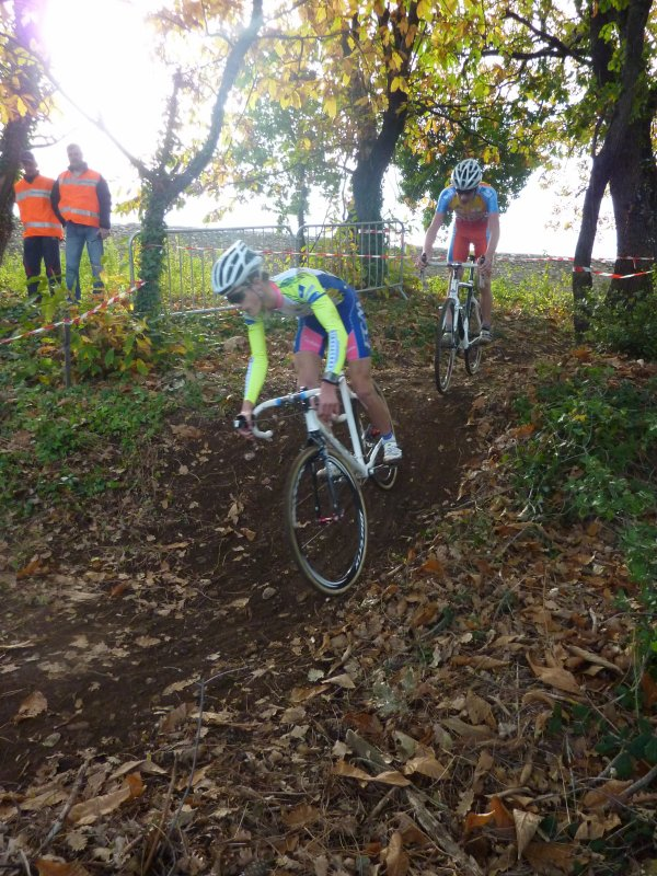 Cyclo cross de St Ambroix ...