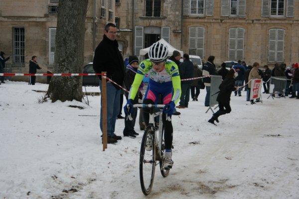 Cyclo cross de Béthisy