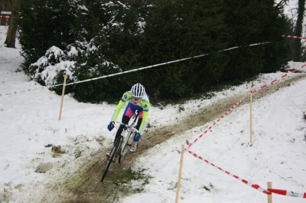 Cyclo cross de Béthisy