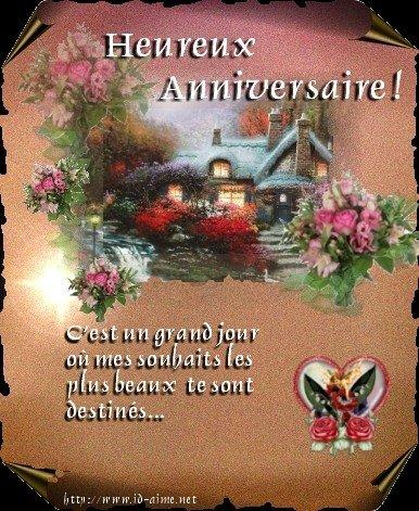 Pour Toi Ma Sylvie Joyeux Anniversaire Blog De Brignolette