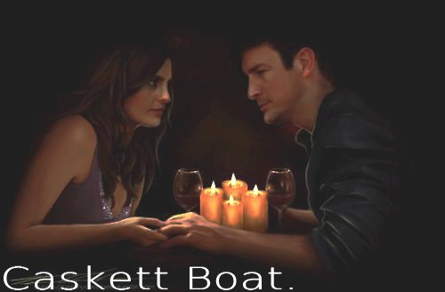 FANFICTION : Caskett Boat