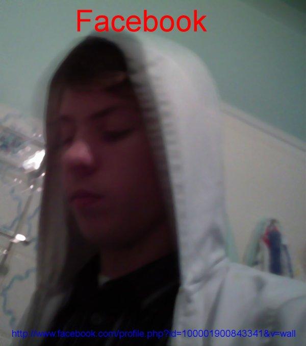 Mon vrai  facebook