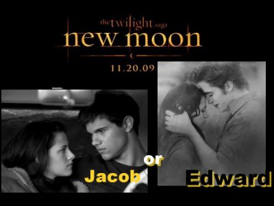 Jacob/Bella VS Edward/Bella