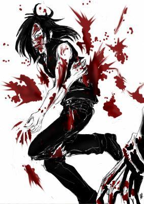 être Psychopathe Manga Art Creation Casualblitz