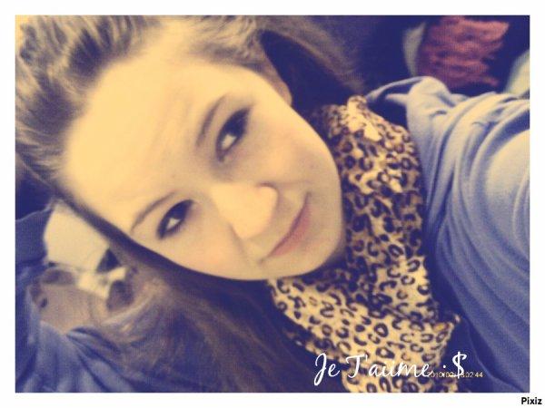 Elisabeth ♥ Fille amoureuse ♥