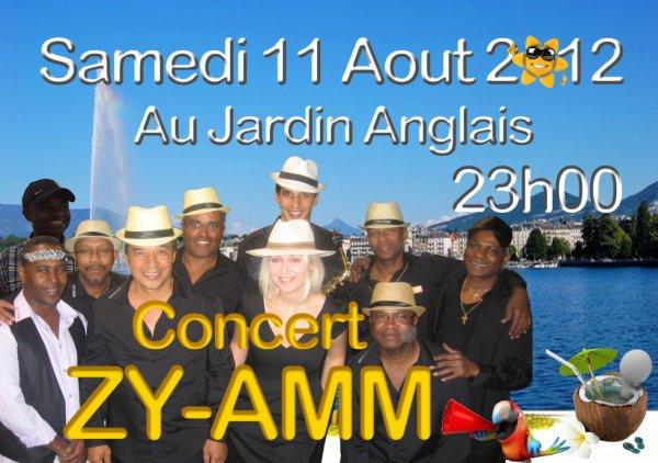 CONCERT ZY-AMM