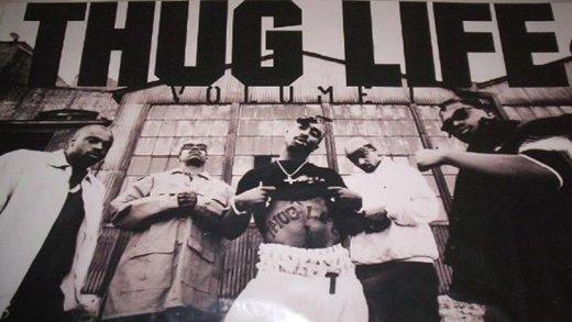 Tupac forme Thug Life à la fin de l'année 1993