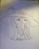 Joyeux Halloween 2 : Le dessin de Miaou !!