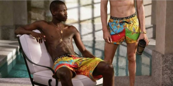 Versace Summer Capsule Collection 2020