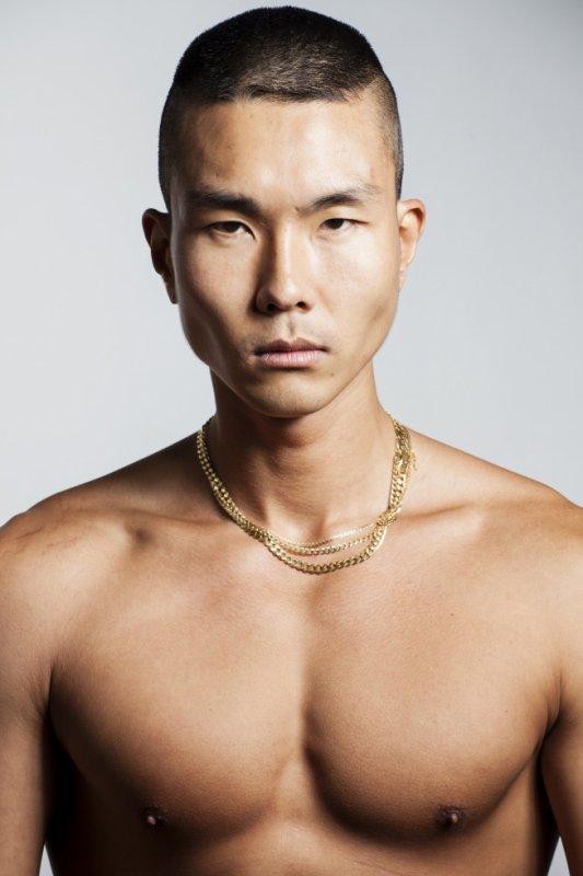 Casting NYFW Brent Chua