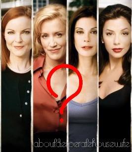 Gabie, Lynette, Bree, Susan? :)