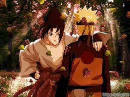 Sasuke et Naruto ;D