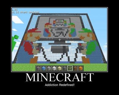 Minecraft Le Phénoméne <3