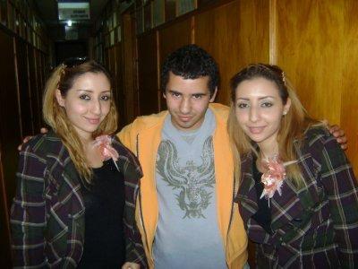 Mohsin Belahcen avec  Les Raiss Safaa et Hanaa