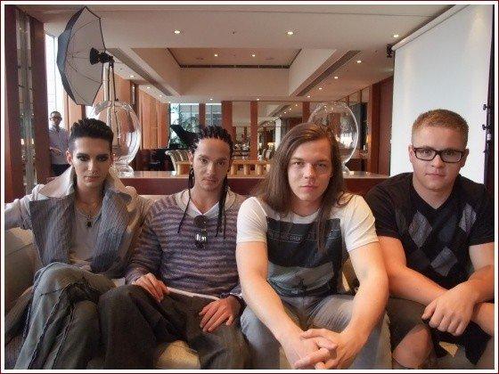 24.06.2011 - Interview à Tokyo (Japon)