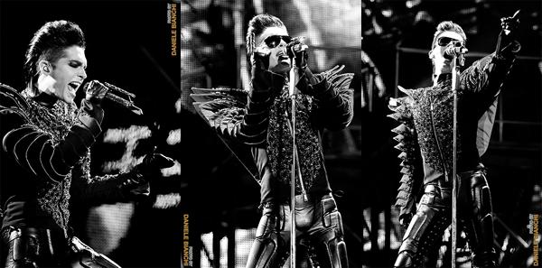 11.04.2010 - Concert à Rome (Italie).