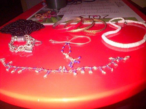 Bracelet/Bague/Collier.
