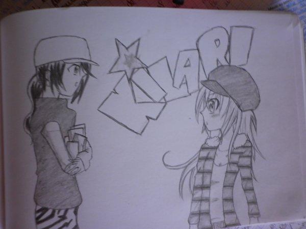 Kilari 1 Dessin Manga Foryou